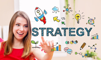 Defining strategy…