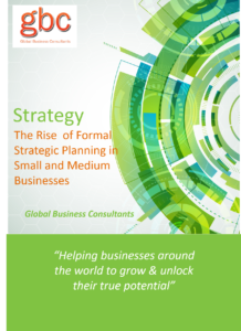 Strategic Planning in Small Businesses